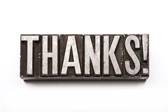 Thanks! Stock Images