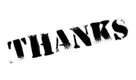 Thanks rubber stamp Stock Images