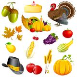Thanksgiving royalty free illustration