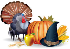 Thanksgiving stock illustration