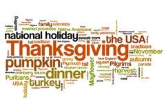 thanksgiving illustration de vecteur
