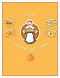 thanksgiving Lizenzfreies Stockbild