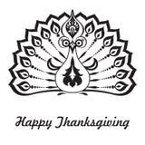 thanksgiving Illustrazione di Stock