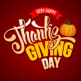 thanksgiving Lizenzfreies Stockfoto