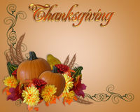 Thanksgiving Autumn Fall Background Royalty Free Stock Photo