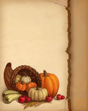 Thanksgiving background stock illustration