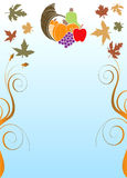 Thanksgiving Background 2 Stock Photos