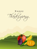 Thanksgiving background. Royalty Free Stock Photography