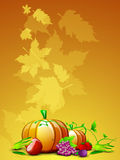Thanksgiving background. EPS 10. Stock Image