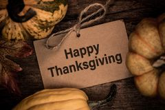 Thanksgiving background in Autumn and fall season royalty free stock images