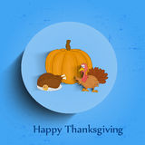 Thanksgiving background Stock Photography