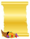 Thanksgiving banner background Royalty Free Stock Photo