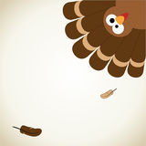 Thanksgiving card Royalty Free Stock Photography