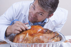 Thanksgiving Casualty Royalty Free Stock Photos