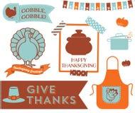 Thanksgiving Clipart Stock Photos