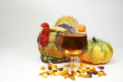 Thanksgiving Cocktail royalty free stock photography