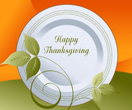 Thanksgiving Concept Royalty Free Stock Photography