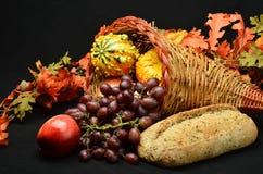 Thanksgiving Cornucopia Royalty Free Stock Photo