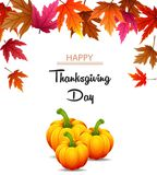 Thanksgiving day Stock Afbeelding