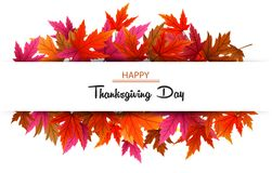 Thanksgiving day Royalty-vrije Stock Foto
