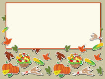 Thanksgiving Day Royalty Free Stock Photos