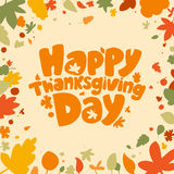Thanksgiving Day. Stock Images