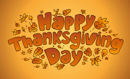 Thanksgiving Day. Royalty Free Stock Images