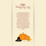 Thanksgiving day Stock Fotografie