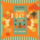 Thanksgiving day Royalty-vrije Stock Afbeeldingen