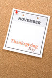 Thanksgiving day Stock Foto's