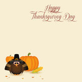 Thanksgiving day Stock Images