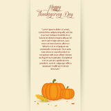 Thanksgiving day Royalty Free Stock Photos
