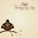 Thanksgiving day. Abstract thanksgiving day background with special objects Stock Photography