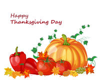 Thanksgiving Day background Stock Photo