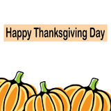 Thanksgiving day Stock Image