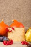 Thanksgiving day congrats Royalty Free Stock Photos
