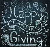 Thanksgiving day, de achtergrond van de herfstbladeren royalty-vrije stock foto