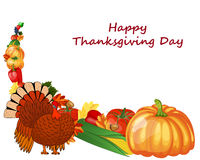 Thanksgiving Day Design Royalty Free Stock Image
