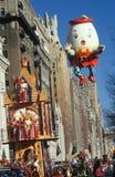 Thanksgiving Day Parade. Humpty balloon at Macy's Thanksgiving Day Parade Royalty Free Stock Image