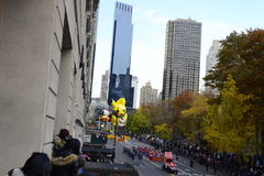 Thanksgiving Day Parade 2016 - New York City Royalty Free Stock Image