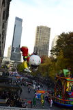 Thanksgiving Day Parade 2016 - New York City Royalty Free Stock Photo