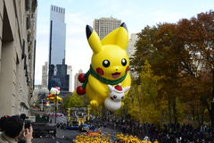 Thanksgiving Day Parade 2016 - New York City Stock Photography