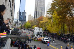 Thanksgiving Day Parade 2016 - New York City Stock Image