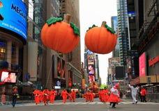 Thanksgiving day Prade van Macy stock afbeelding
