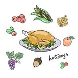 Thanksgiving Day Stock Photography