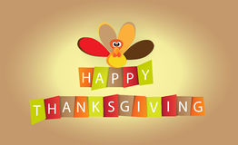 Thanksgiving day theme Stock Photography