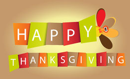 Thanksgiving day theme Stock Image
