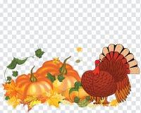 Thanksgiving dayontwerp vector illustratie