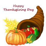 Thanksgiving dayontwerp Stock Foto
