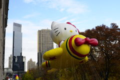 Thanksgiving dayparade 2016 - de Stad van New York Stock Foto's